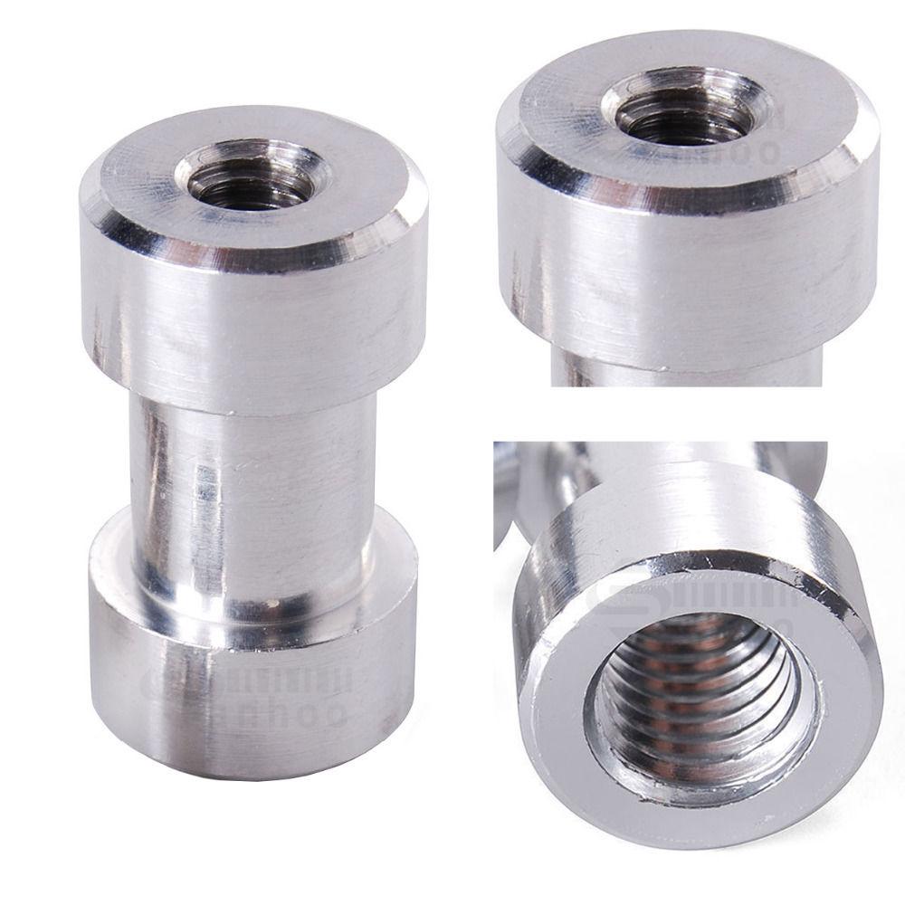 ″ to female threaded screw adapter light