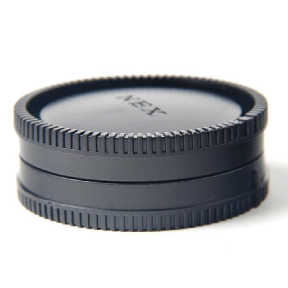Body And Rear Lens Caps For Sony E Mount Camera Amp Lens