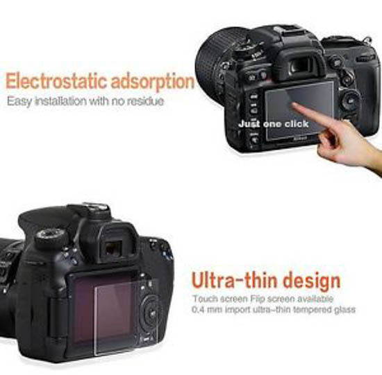 Glass Camera Screen Protector For CANON 5D MK IV UK Seller
