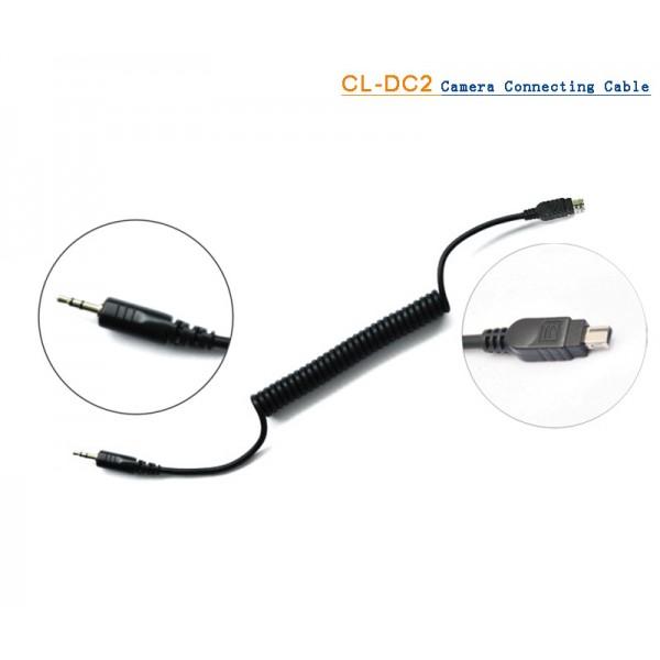 1D 50D 6D 40D 30D Reino Unido Mark II CL-N3 Cable De Conexión Para Canon 5D Mark 3 7D