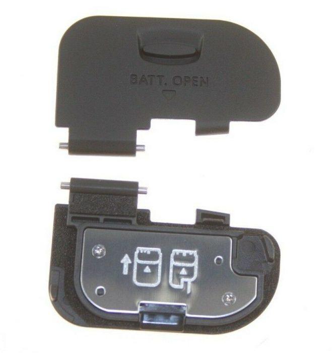 COPERCHIO Della Batteria Porta Camera Coperchio per Canon 5D fotocamera UK Venditore